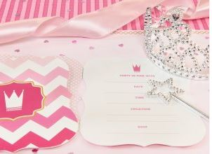 Pink Party Supplies 03