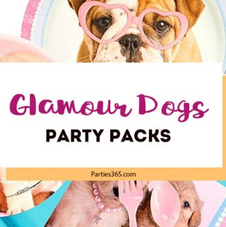 Glamour Dogs Party Packs