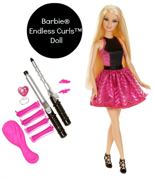 Barbie® Endless Curls™ Doll, New Barbie Toys, Barbie 2014, Barbie Dolls