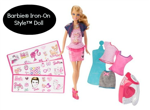 Barbie Iron on Style Doll, Barbie Toys, Barbie Dolls, New Barbie Toys