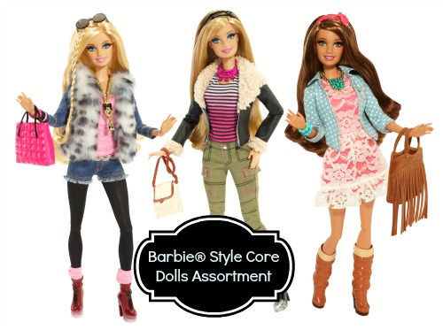 Barbie Style Core Dolls, Barbie Dolls, Barbie Toys, New Barbie Toys