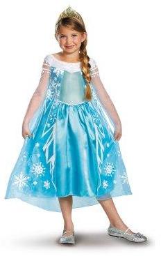 Disney Frozen Elsa Costume, elsa costume