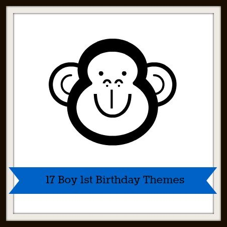 17 Boy First Birthday Themes