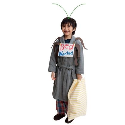 bed bug halloween costume