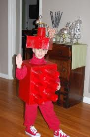 lego man halloween costume for kids
