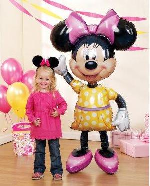 Giant Minnie Mouse Balloon