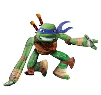 Giant Teenage Mutant Ninja Turtles Balloon