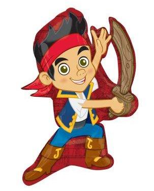 Jake and the Neverland Pirates Jumbo Balloon
