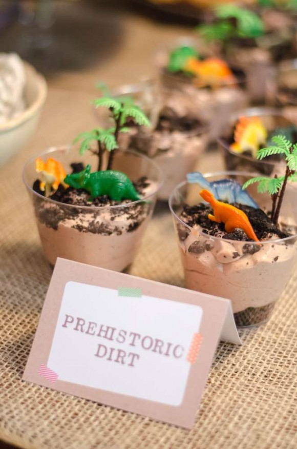 Jurassic World Party Foods