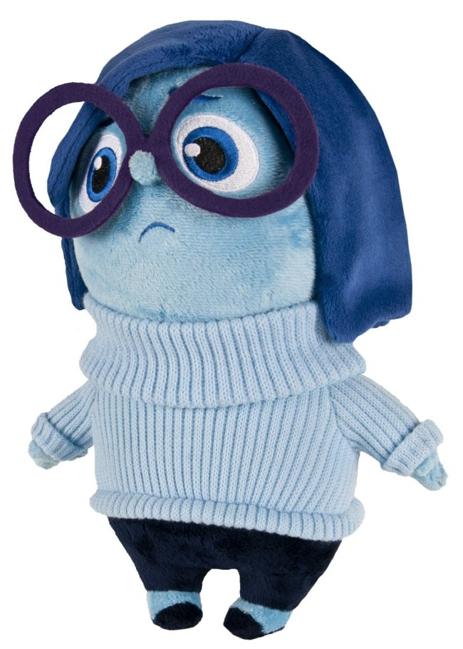 Inside Out Toys Sadness Talking Plush