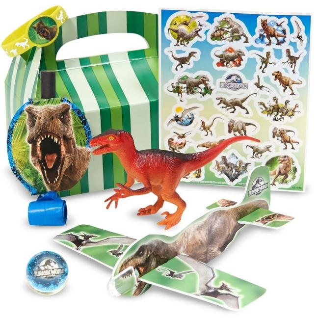 Jurassic World Party Favors