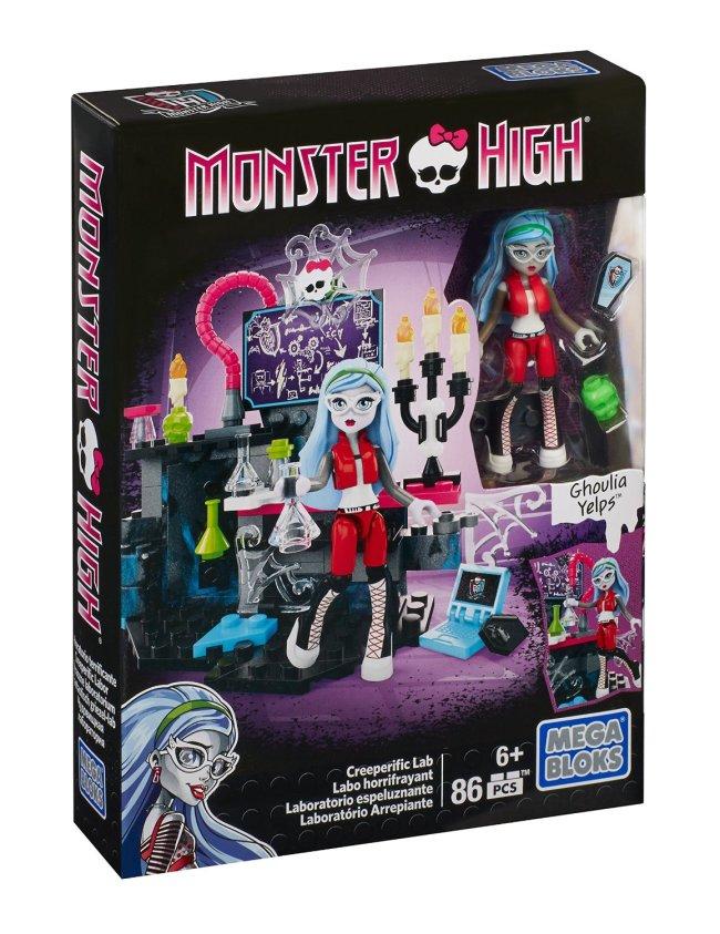 Mega Bloks Monster High Sets