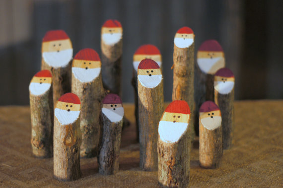 Where to buy Santa Logs