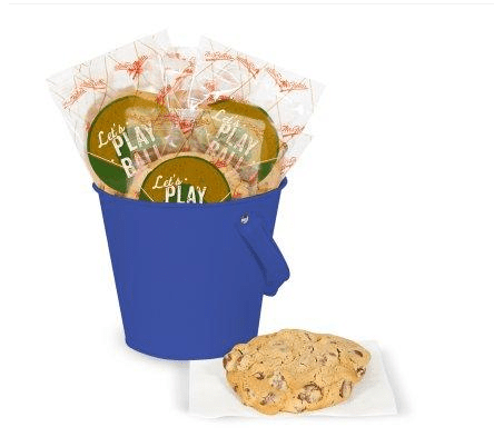 DIY Baseball Time Deluxe Cookie Favor Kit