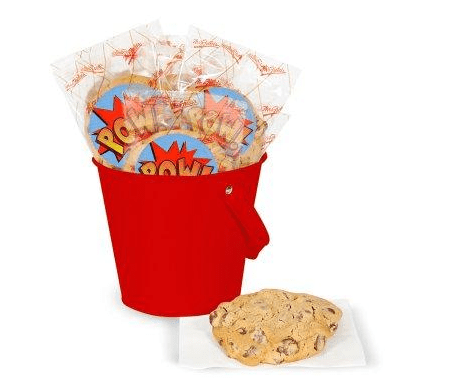 DIY Superhero Comic Deluxe Cookie Favor Kit