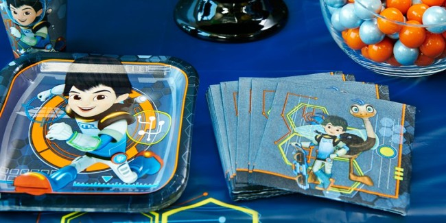 Are you looking for Miles from Tomorrowland party ideas? From the decorations to the food to serve and the cake, there are a bunch of great ideas here.