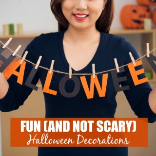 Fun (And Not Scary) Halloween Decorations for Your Home