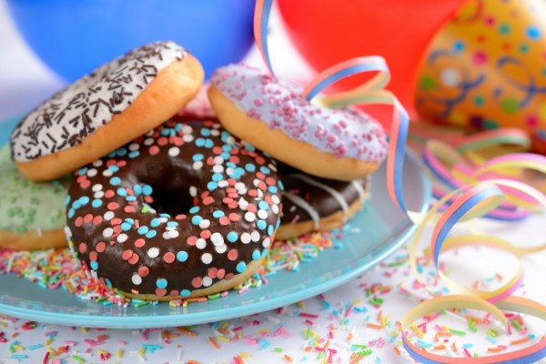 The Ultimate List of Decoration Ideas for a Donut Birthday Party