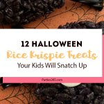 12 Halloween Rice Krispie Treats Your Kids Will Snatch Up