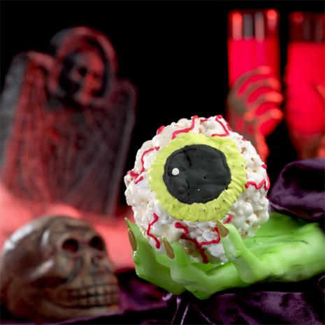 halloween popcorn balls kids recipe