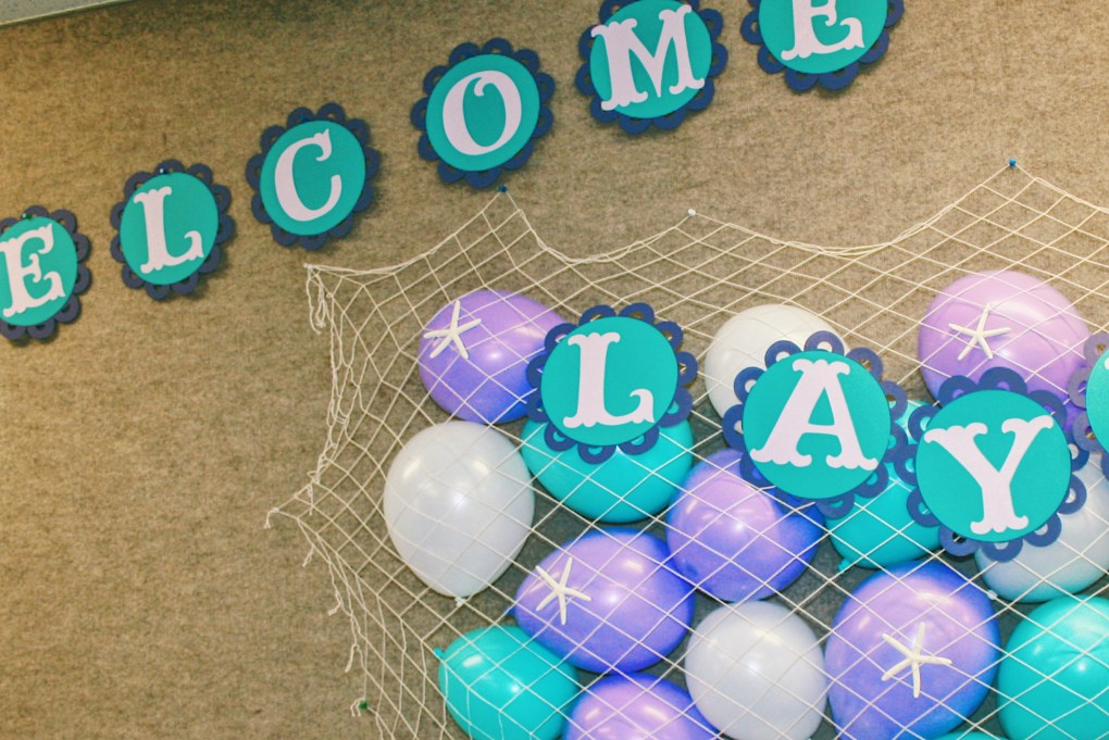 Cute DIY Under the Sea Baby Shower Ideas Dessert Table Decorations and Design