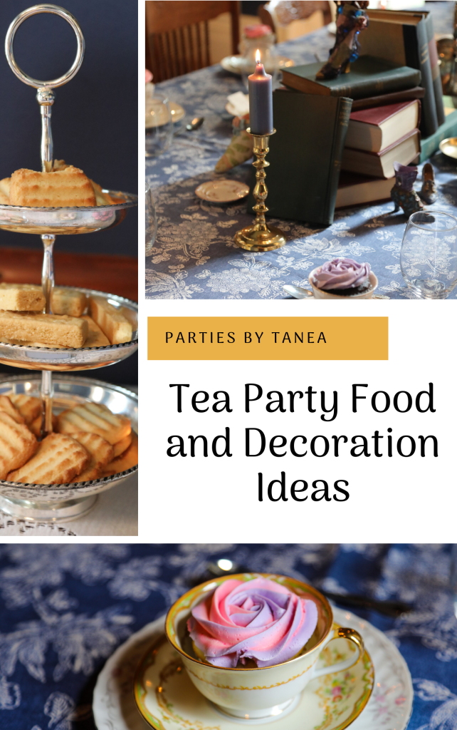 Throwing tea parties never got easier. This post will leave you with all the food, decoration, and centerpiece ideas for your next tea party bridal shower! (Plus all the Alice in Wonderland Vibes)
