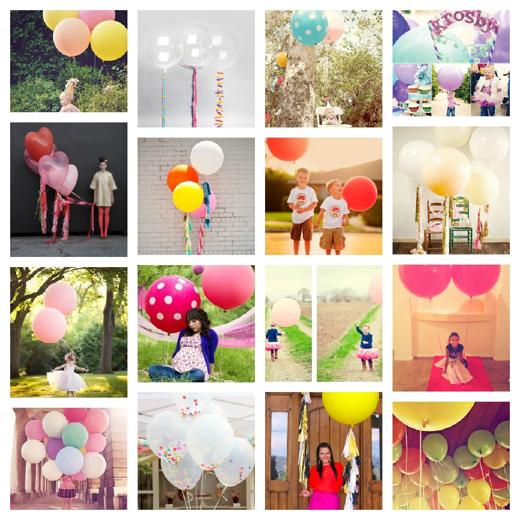 Make A Big Impact With Big Birthday Party Balloons