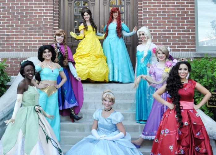 Tampa Princess Parties Parties With Character