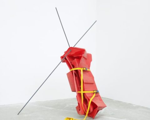 Julien Hübsch, California, 2020, Mixed Media