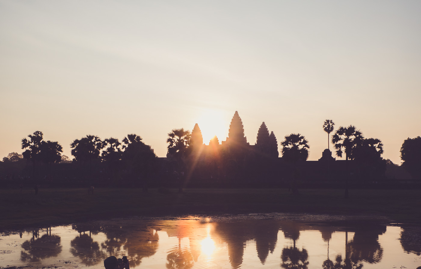 Angkor Wat Cambodia travel bloggers