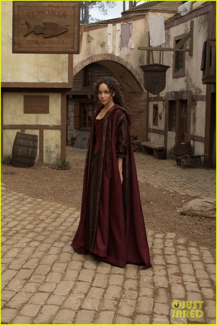 Fashionista Ashley Madekwe as Titube
