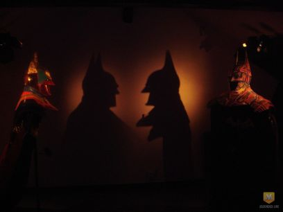 Exposition Batman à la Maison Muller