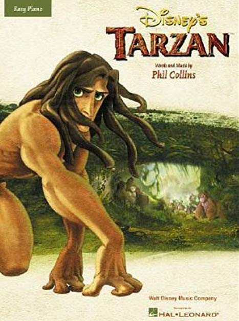 tarzan songbook piano pdf