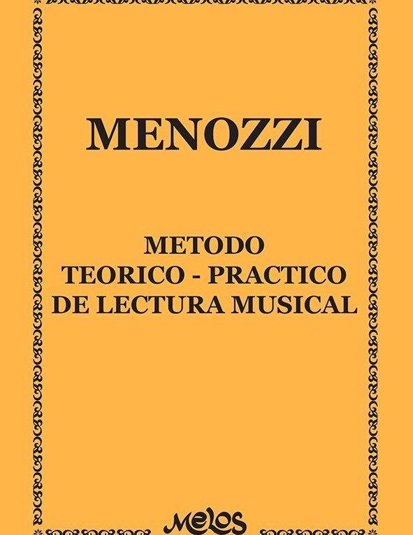 menozzi metodo de lectura musical