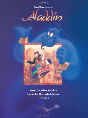 aladdin songbook piano pdf