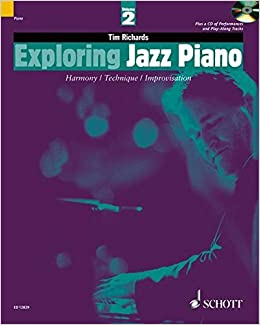 exploring jazz piano vol 2