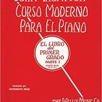john thompson curso moderno de piano 1r grado parte 1