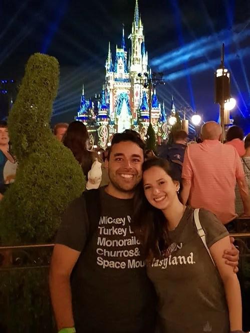 Happily ever after: Show de encerramento Magic Kingdom