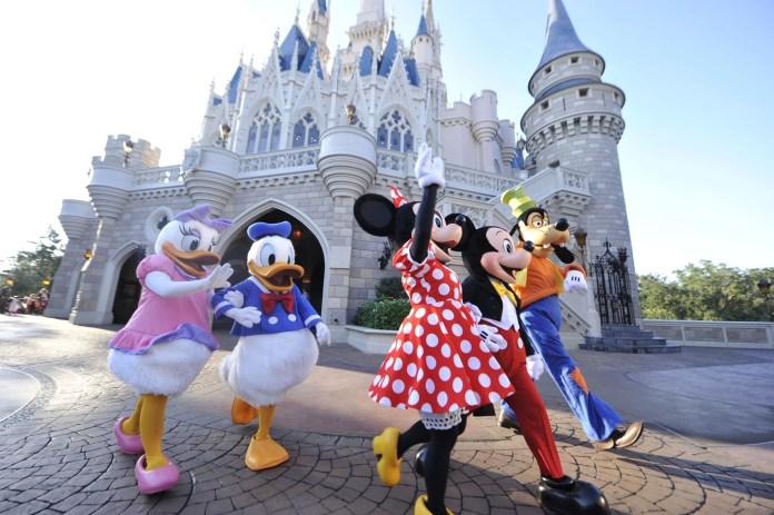 Viagem para Disney Orlando