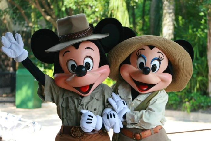 mickey and minnie animal kingdom partiudisneyparks