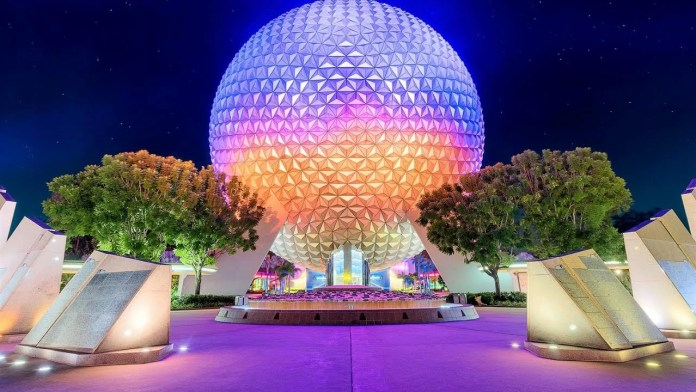 Como parte da massiva mudança do Future World do Epcot, Spaceship Earth fechará por mais de dois anos.