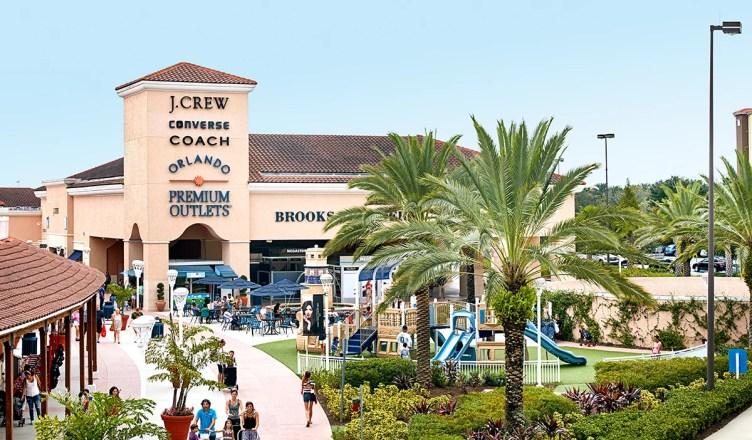 47c665f83 Premium Outlets - Compras em Orlando 2019 - Partiu Disney Parks