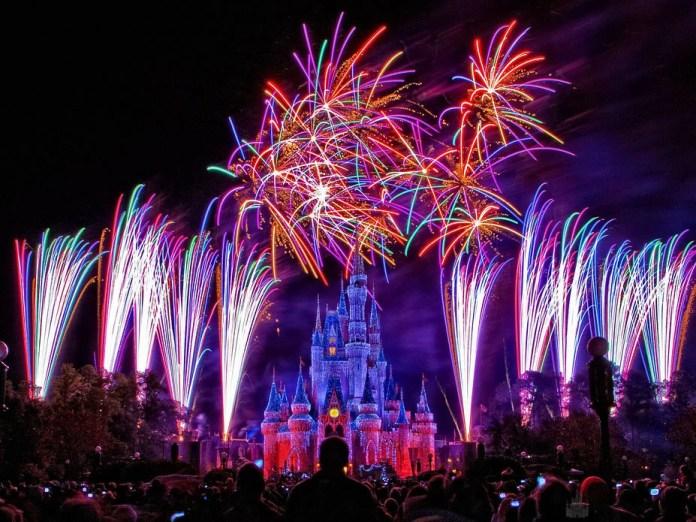 Disney em Julho