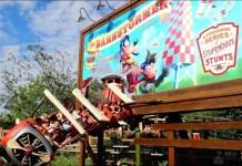 The Barnstormer: Atrações do Magic Kingdom