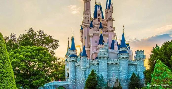 O Castelo da Cinderela tem um quarto secreto