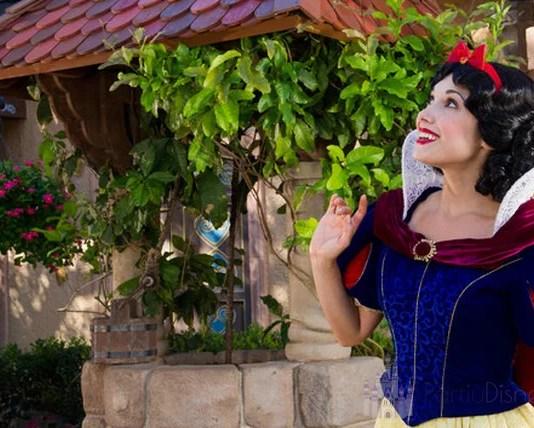 Quer saber como encontrar a Branca de Neve na Disney? Então leia nosso guia!