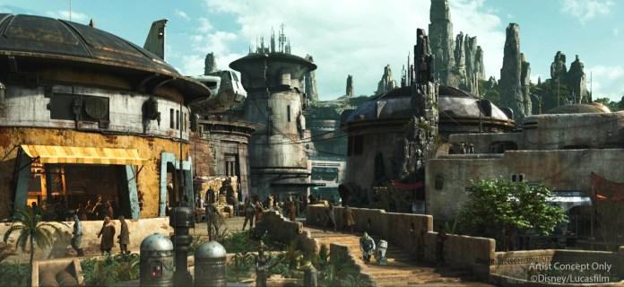 Uma das novas atrações da Disney em 2019 levará os fãs para o mundo de Star Wars