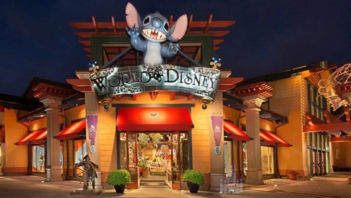 Saiba o que comprar na Disney