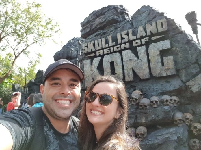 King Kong Island of Adventure