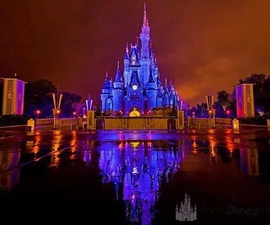 Kiss Godnight - Magic Kingdom